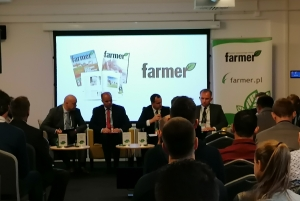 "The conference ""National Challenges in Agriculture"" in Warsaw"